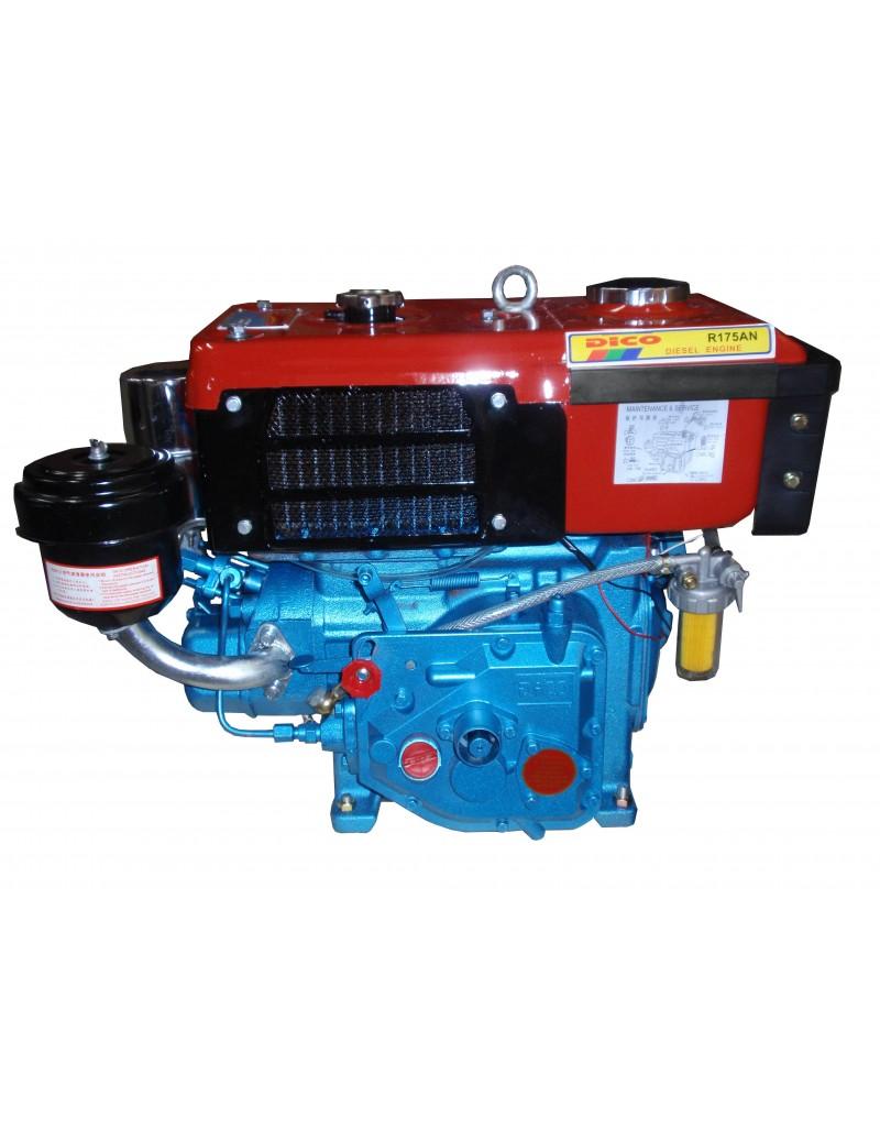 Diesel Engine R 175 AN (RADIATOR & LAMPU)