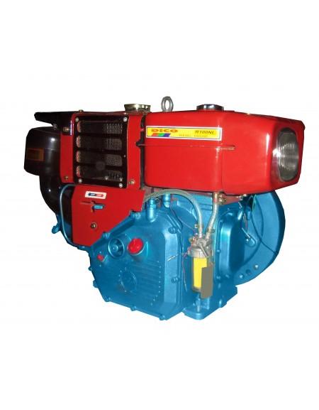 Diesel Engine R 100 NL (Radiator & Lampu)