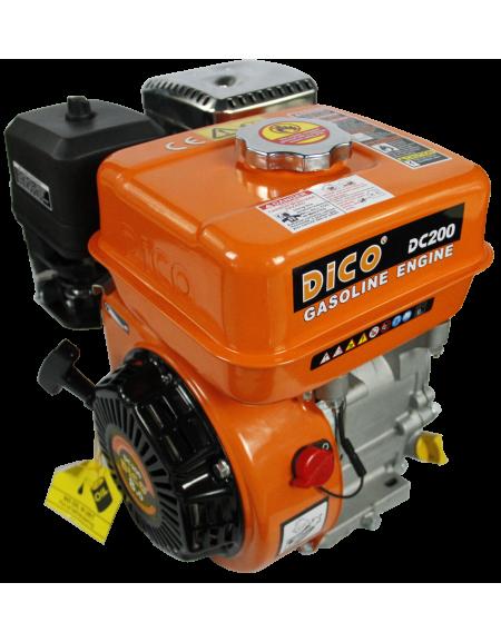 Gasoline Engine DC 200