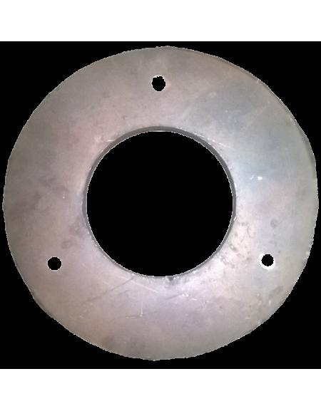 Plat Pengaman LB Besi (20mm x  diameter 317 )